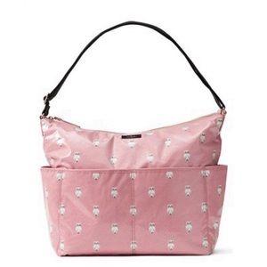 Kate Spade Daycation Serena Owl Baby Diaper Bag